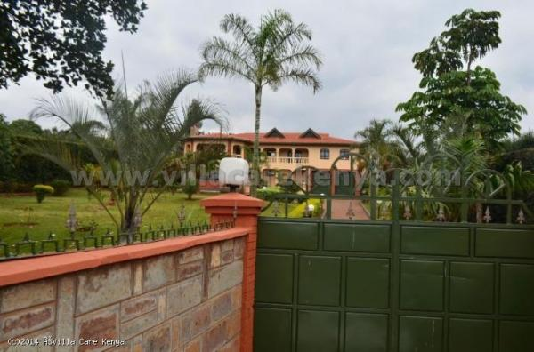 New Garden Estate 6br Ambassadorial
