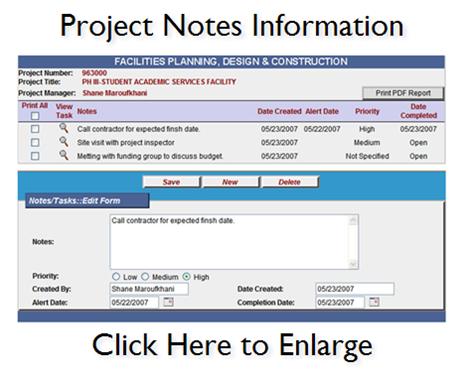 Project Notes Thumbnail