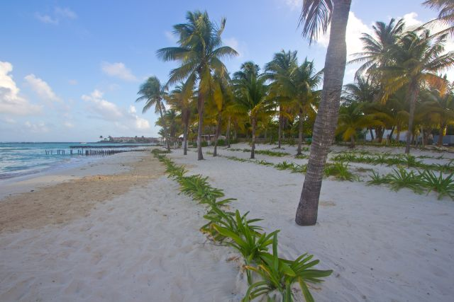 Beach Properties in Isla Mujeres