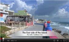 Youtube of Isla Mujeres Mexico
