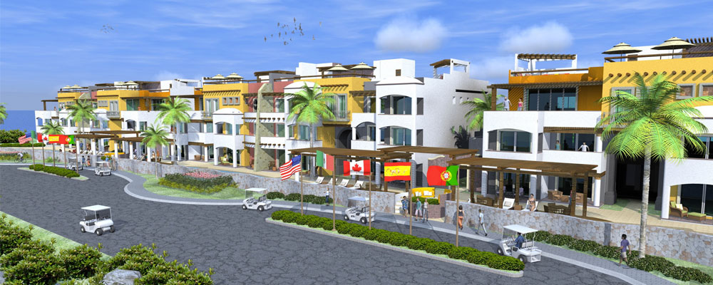 Enjoy Condominium Living in Isla Mujeres