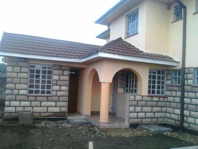 4 bedroom maisonette for sale in kitengela epz for Best house designs in nairobi