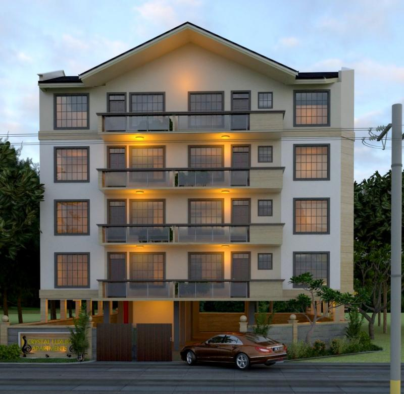 Apartment Housing For Rent: Chrystal Luxury Apartments For Sale Kileleshwa