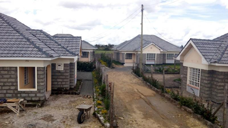 Phenomenal 3 Bedroom Bungalow For Sale In Kitengela Tilil Complex Home Interior And Landscaping Ologienasavecom