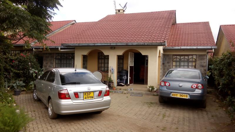 3 Bedroom Bungalow For Sale In Ongata Rongai