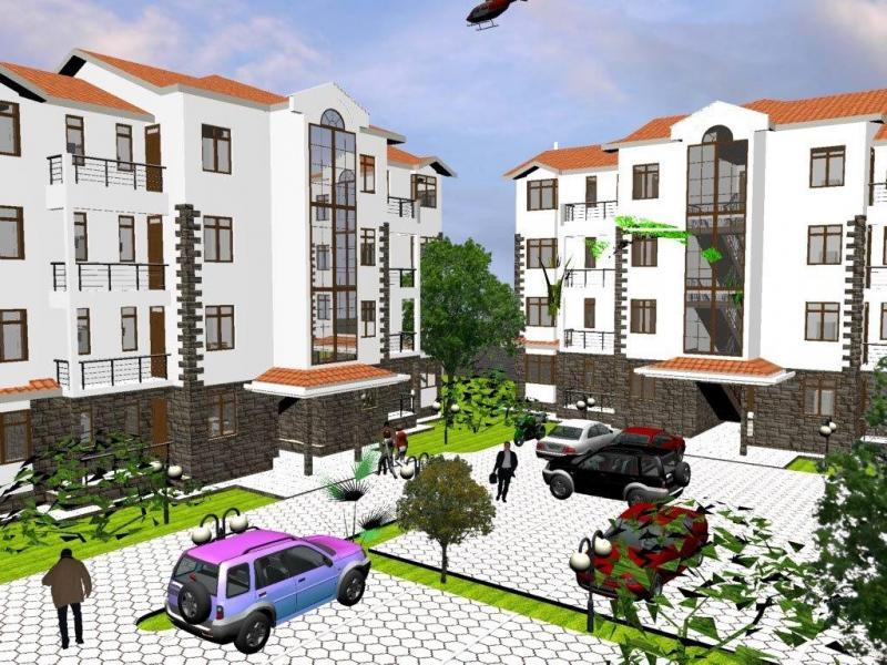 2 3 Bedroom Apartments For Sale Kikuyu