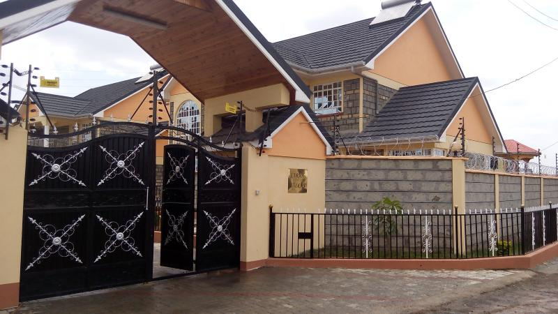 4 bedroom maisonette for sale in kitengela sarah villas 4 bedroom maisonette