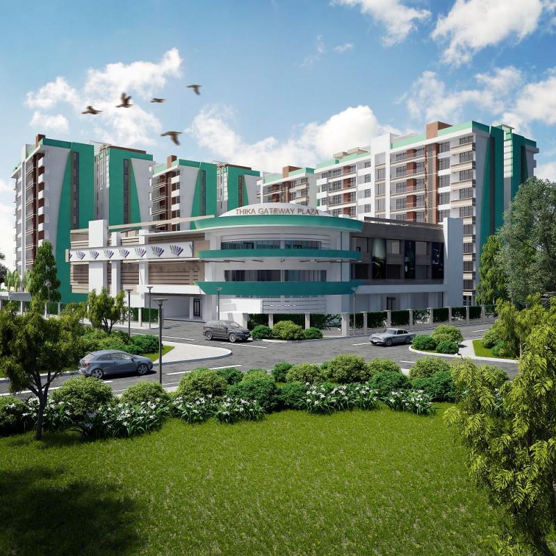 Gateway Gardens Apartments: Thika Gateway Point