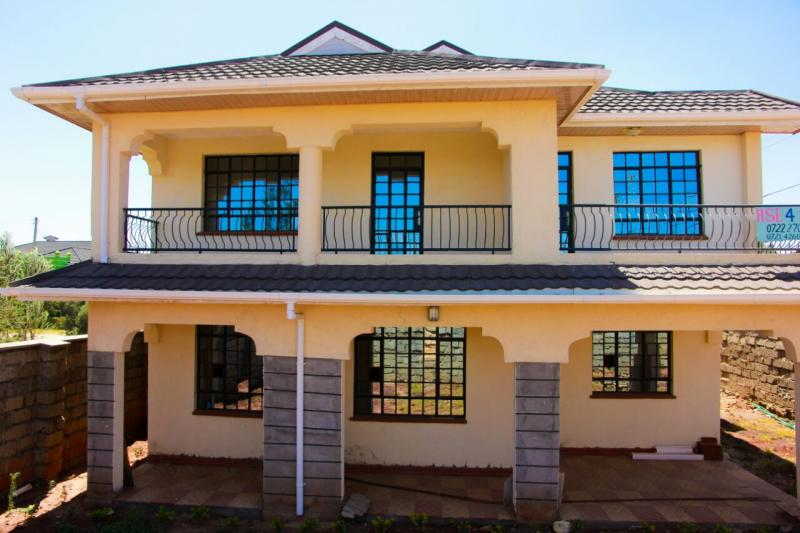 4 BEDROOM MAISONETTE- OFF MOMBASA ROAD