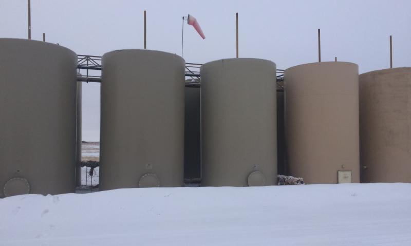 116 Saltwater Disposal Well Bakken