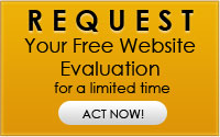 Request Your Free Website Evaluation