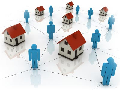 Multiple Real Estate Listings